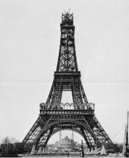 Eiffel dimezzata
