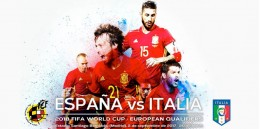Spagna italia settembre 2017