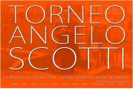 Torneo Angelo Scotti 2018 Copertina