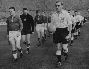 Ungheria 1953 Wembley poster