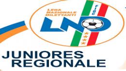 juniores regionali1